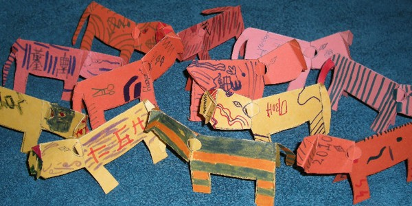 Paper Tiger Men