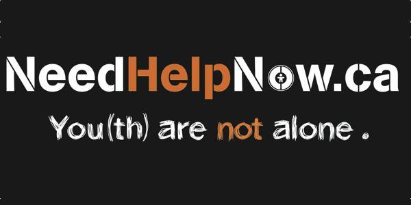 NeedHelpNow.ca